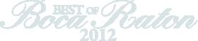 Best of Boca 2012